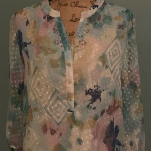 Alfred Dunner Blouse New w/tags 1/4 sleeve